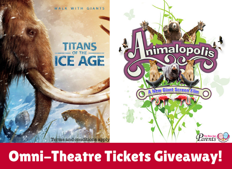 Omni-Theatre Tickets Giveaway