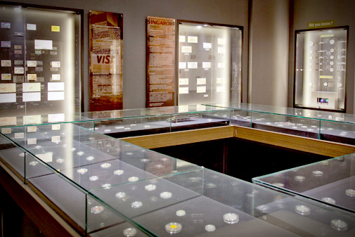 Singapore Coins and Notes Museum