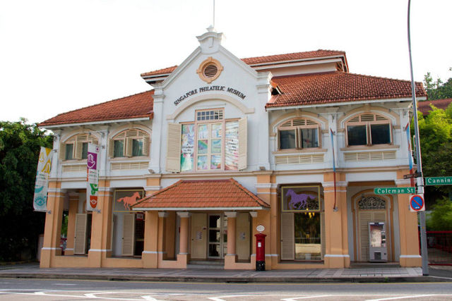 Closure of Singapore Philatelic Museum and Peranakan Museum for Redevelopment