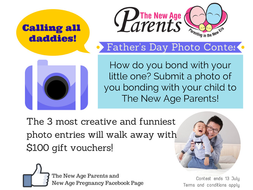 TNAP Father's Day Contest