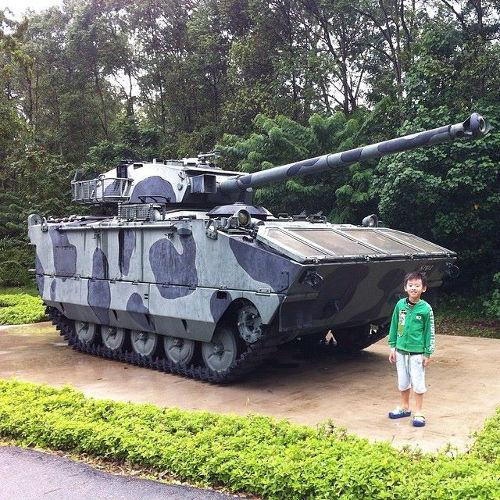 army museum singapore