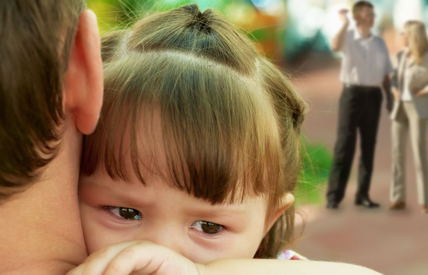 dealing with shy kids