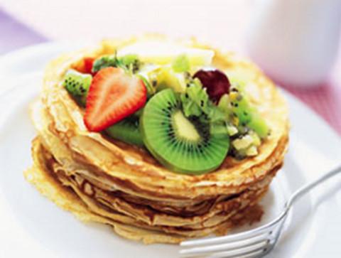 greenkwi pancake