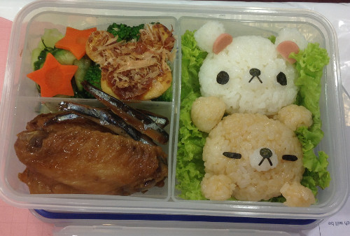 Crosscoop Bento Making Workshop