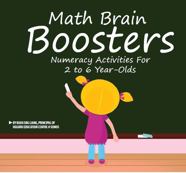 math brain brain activities for children