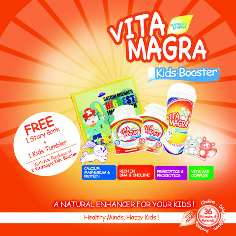 mindwaves kids booster promotion