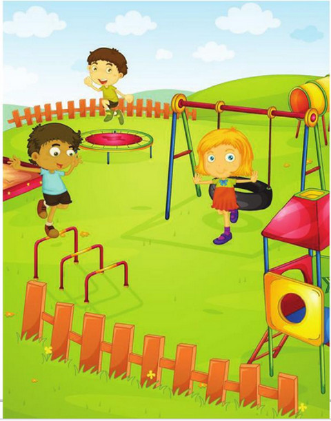 playgrounf safety