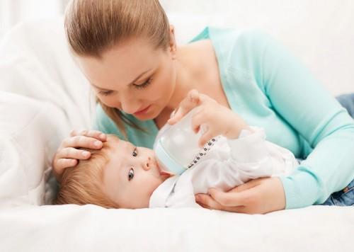 milk allergy in children