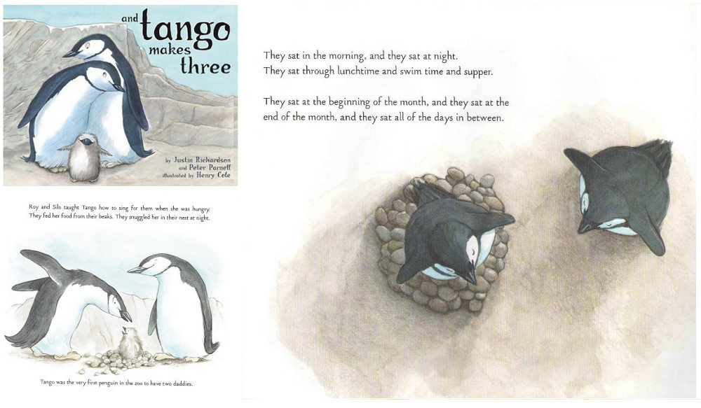 And Tango Makes Three - Banned in Singapore Library
