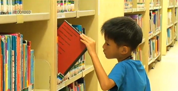 Books fit for kids - Nationa Library Book Pulping