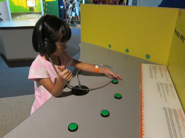 Learning Science at Singapore Science Centre