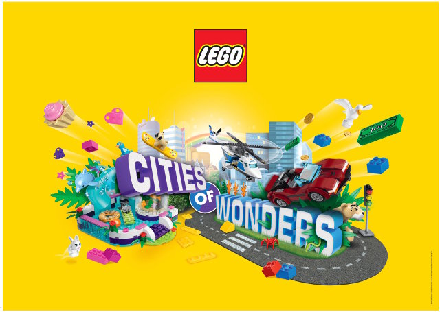 Lego Cities of Wonders Event