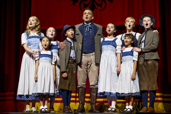 Sound of Music Musical Singapore