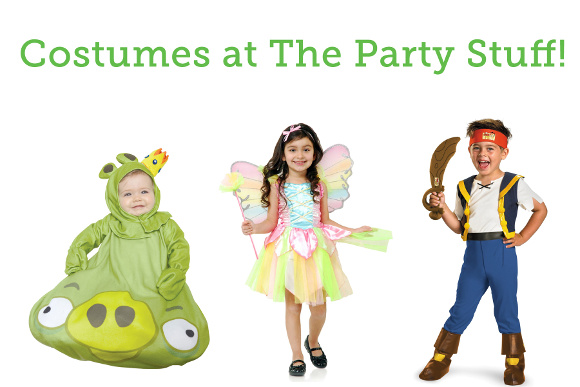 costumes - the party stuff