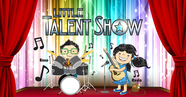 eXplorerkid's Little Talent Show