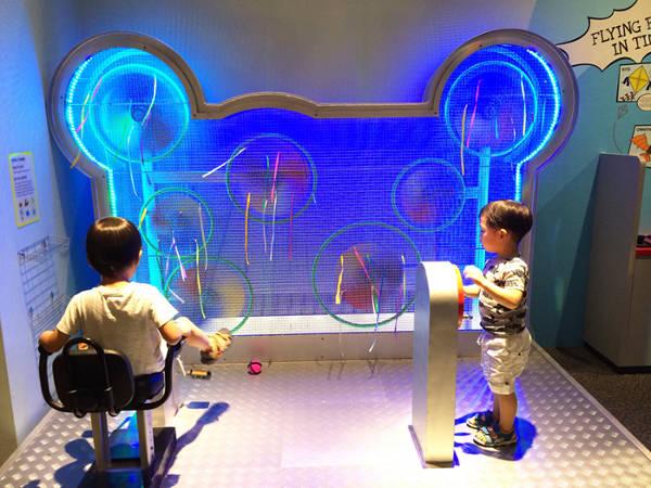 Flight and space KidsStop