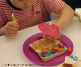 Food craft ideas for picky eaters
