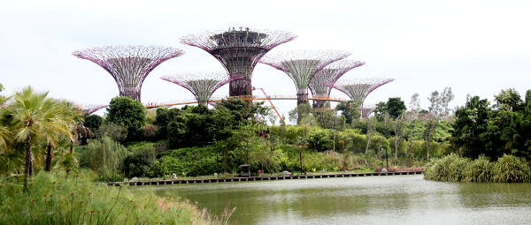 Gardens By The Bay The new age parents