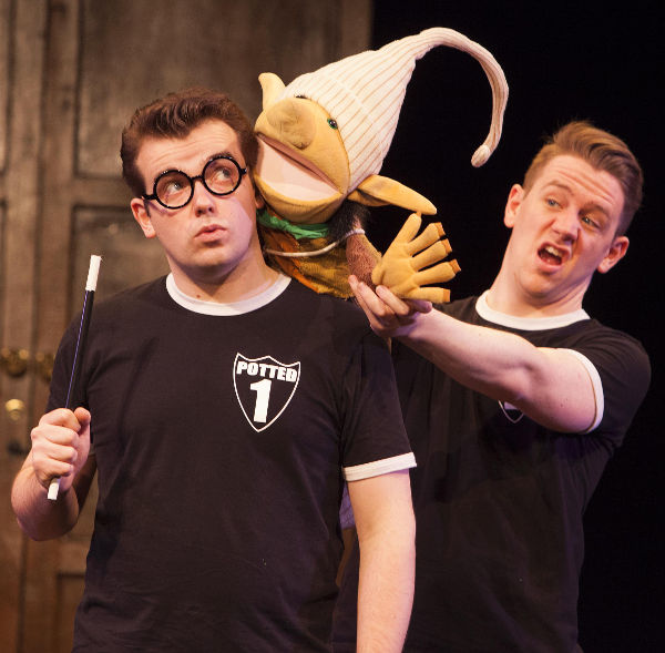 Potted Potter 2014 show