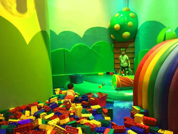 Small World at KidsStop