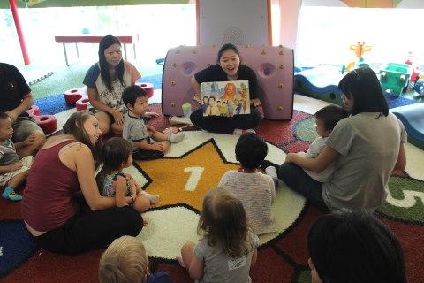 Storytelling LEAP SchoolHouse