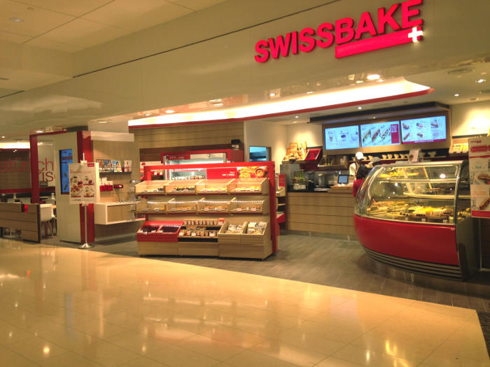 Swissbake Cafe at City Link Mall
