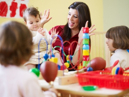 What to look out for when choosing a childcare centre