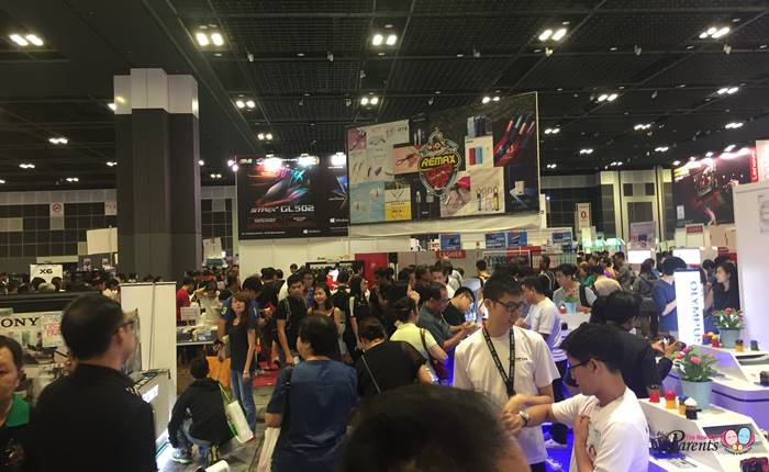 The PC Show 2019 at Marina Bay Sands Expo & Convention Centre