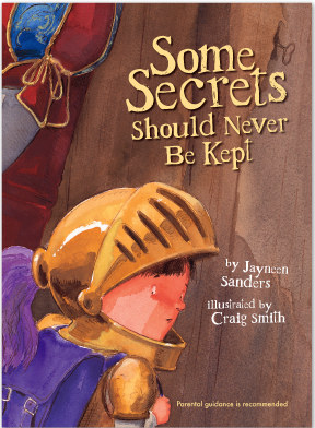 teaching kids about sexual abuse - some secrets should never be kept