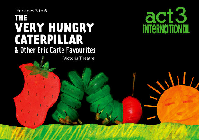 ACT 3 International The Very Hungry Caterpillar
