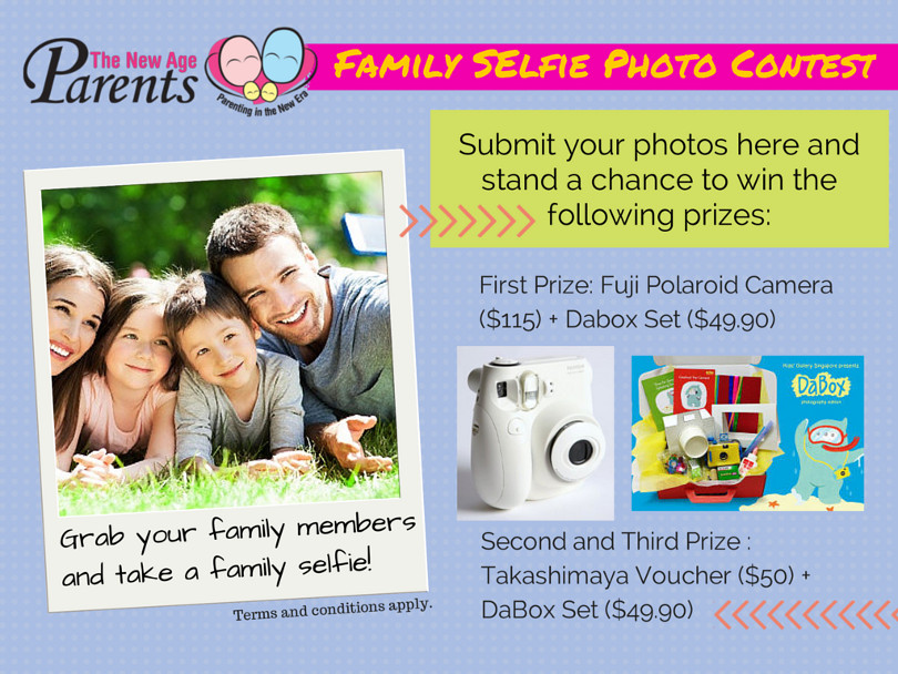 Family Selfie Photo Contest