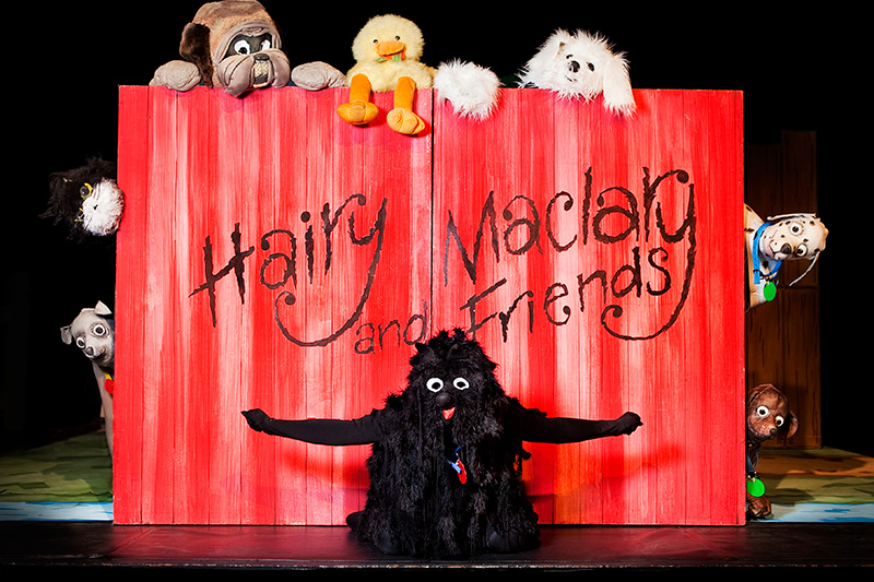 Hairy Maclary And Friends Show
