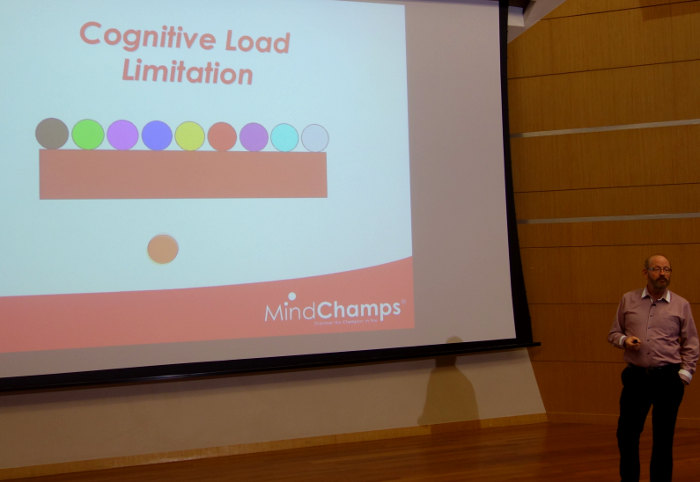 MindChamps and SMU - The Brain of Tomorrow Seminar - Making Connections