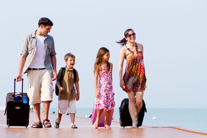 8 Tips For Travelling With Kids