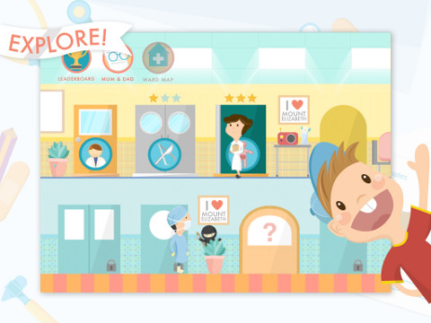 Doctor for a Day App
