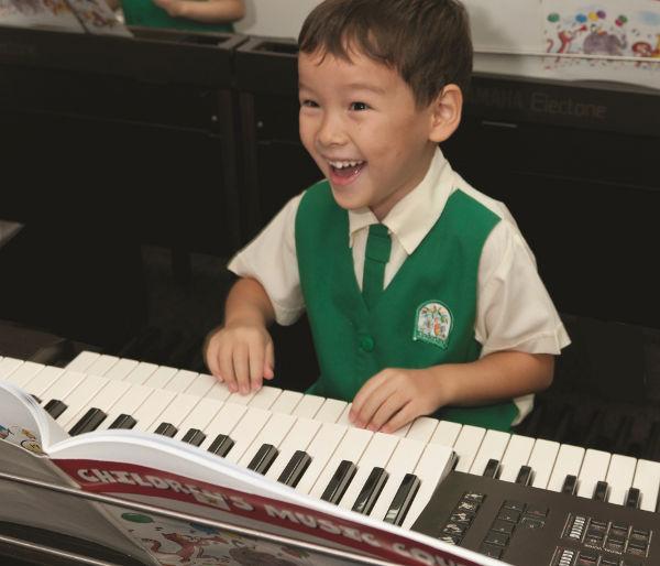 Kinderland Music Programme