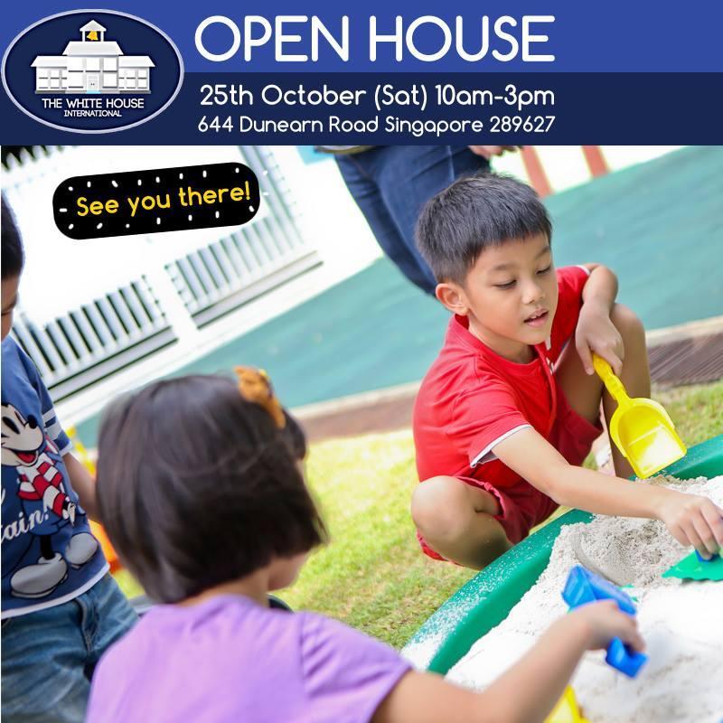 international preschool open house