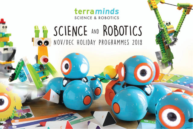 terraminds science and robotics
