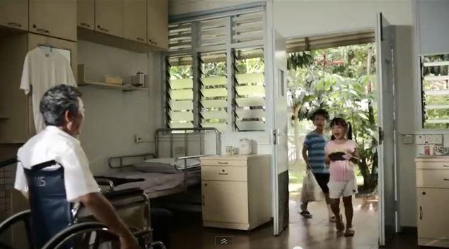 touching story singapore