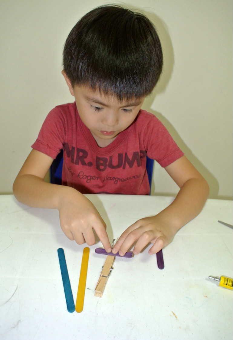 How to make a toy aeroplane step 3b