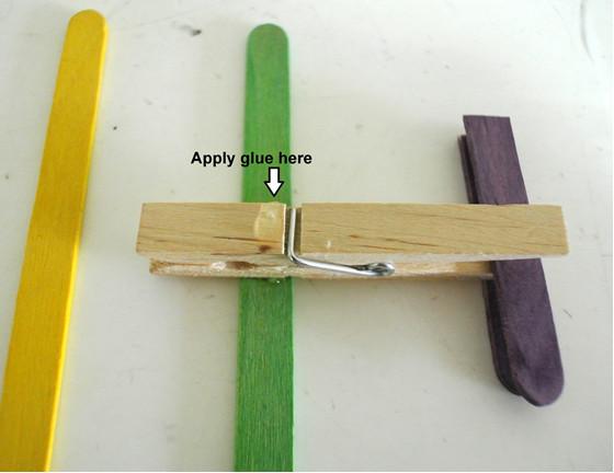 How to make a toy aeroplane step 4b