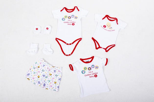 Jubilee Baby Gift Set Clothings
