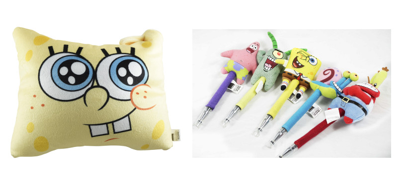 Spongebob squarepants merchandise