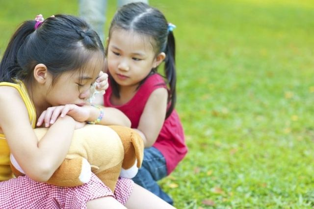 Teaching Our Children Empathy