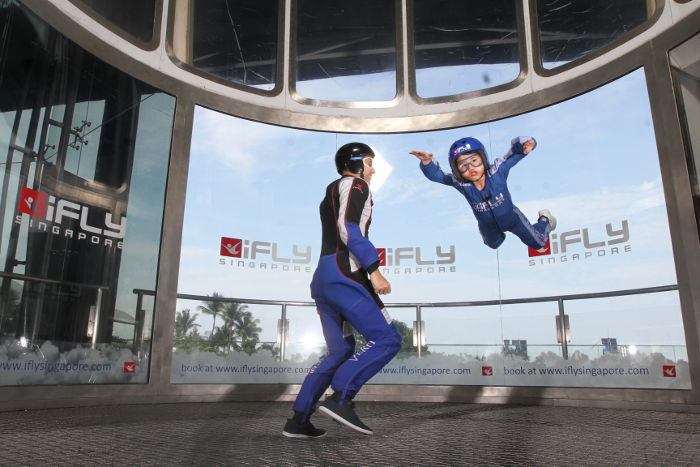 Get discounted iFLY Singapore [Open Ticket] tickets at S$ Find out more offers about Bintan, Batam, cruise, yacht, Singapore attractions ticket. Find out more offers about Bintan, Batam, cruise, yacht, Singapore attractions ticket.5/5().