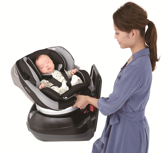 Cradling 360 Protects Your Child On The Road