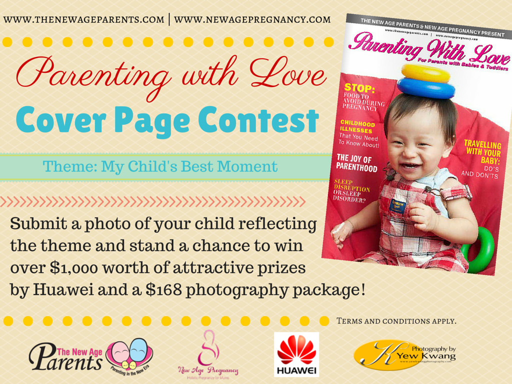 Children coverpage contest Parenting with love