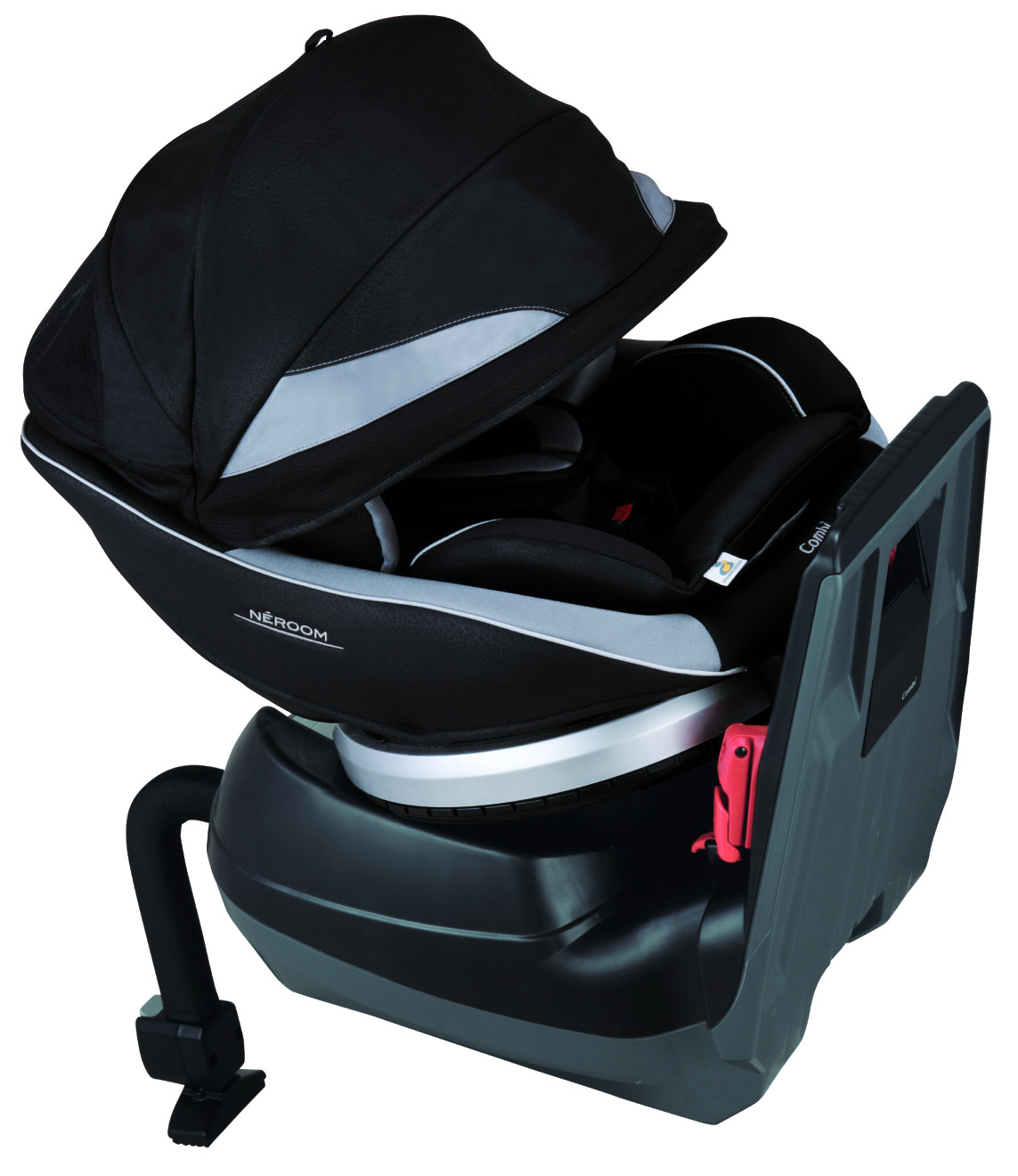 Combi cradling 360 car seat boosters for baby
