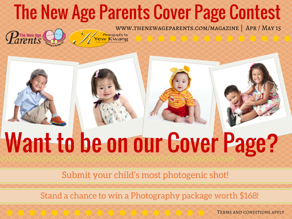 coverpage contest