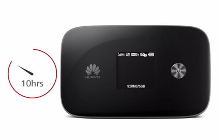 Huawei Mobile Wi-Fi (MiFI) device